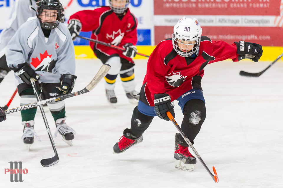 Camp d'habilité, Hockey Canada