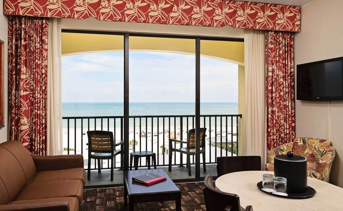 sirata beach resort - rooms & suites