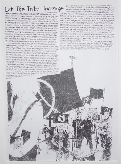 "Illustration used in ""Feeding the Fish"" fanzine"