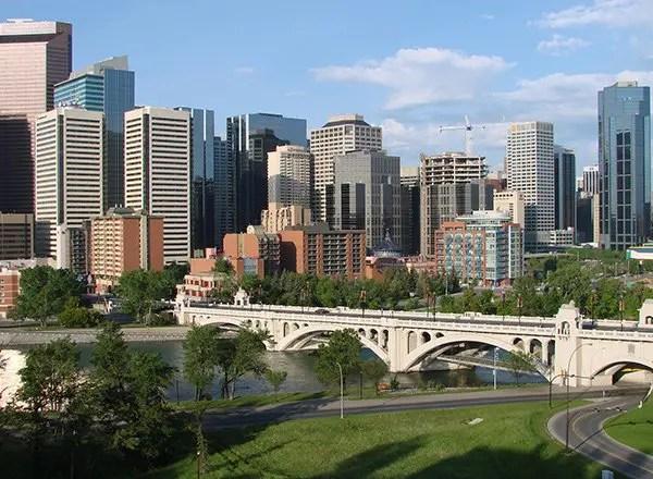 City of Calgary, Canada