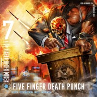 REVIEW: FIVE FINGER DEATH PUNCH - ....AND JUSTICE FOR NONE (2018)