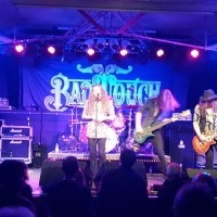 BAD TOUCH, AARON BUCHANAN AND THE CULT CLASSICS, DAXX AND ROXANNE @ ROBIN 2, BILSTON 19/11/2018