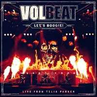REVIEW: VOLBEAT - LET'S BOOGIE - LIVE AT THE TELIA PARKEN (2018)