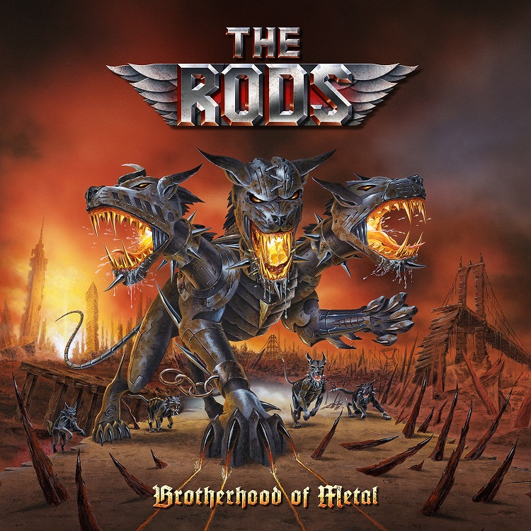 Image result for the rods brotherhood of metal