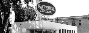 Old Max I. Walker Building and Sign