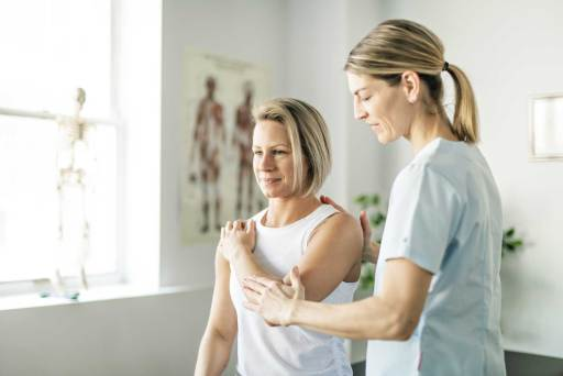Schedule A physical therapist