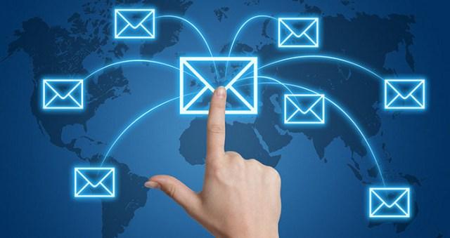 Proses E-mail Online Untuk Uang