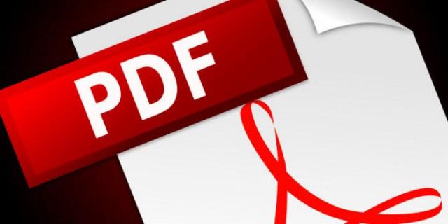 Pengertian PDF