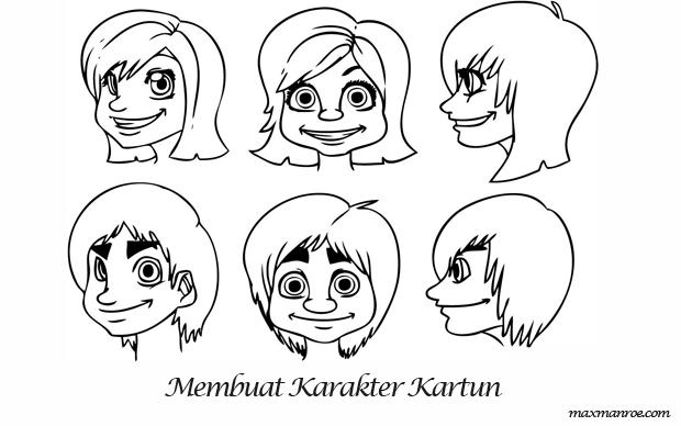 Karakter Kartun