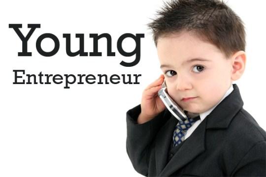 entrepreneur cilik