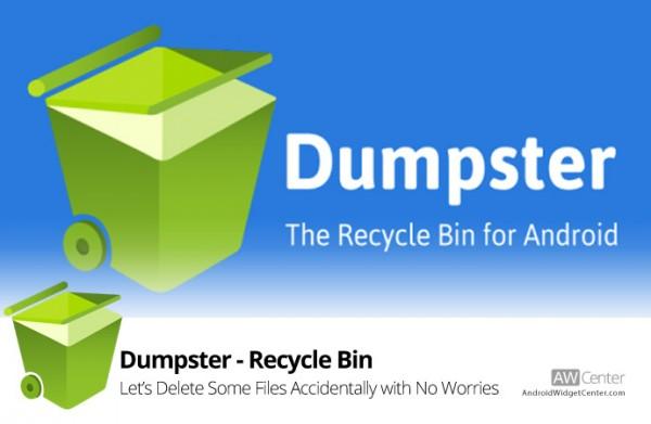 Dumpster untuk android