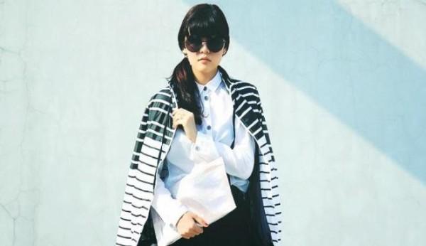 Sonia Eryka fashion blogger indonesia