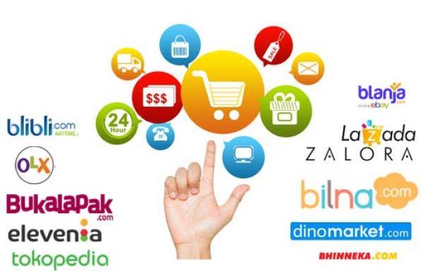 situs e-commerce
