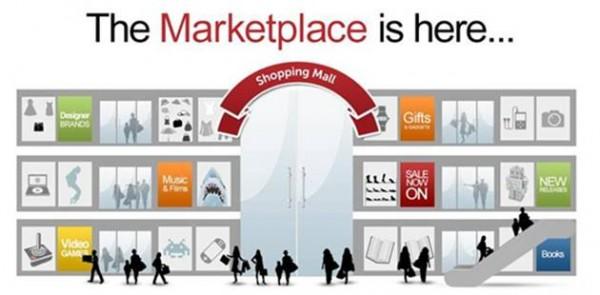 memilih situs marketplace