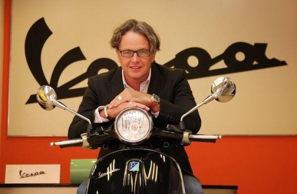 CEO Vespa Andy Reid