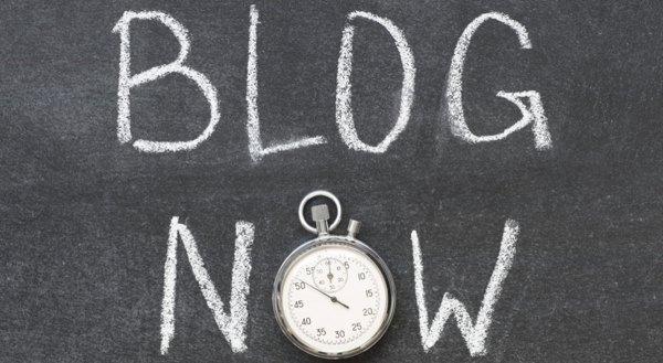 waktu produktif blogger