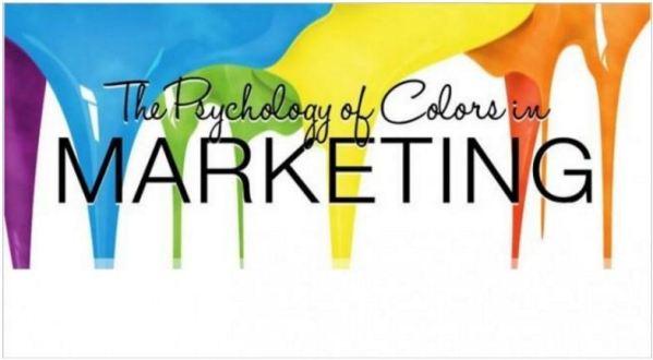 Pengaruh Warna Terhadap Upaya Marketing