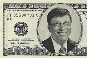 manusia terkaya di dunia Bill Gates
