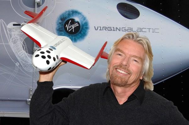 Investasi Richard Branson
