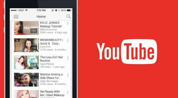 update Youtube terbaru