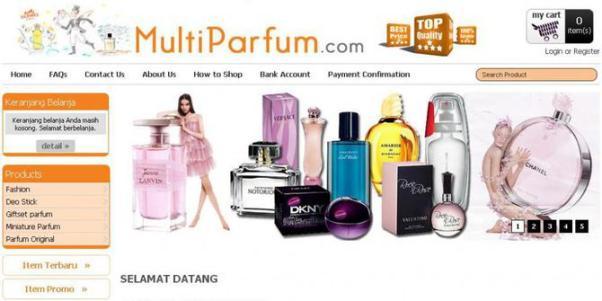 Multiparfum