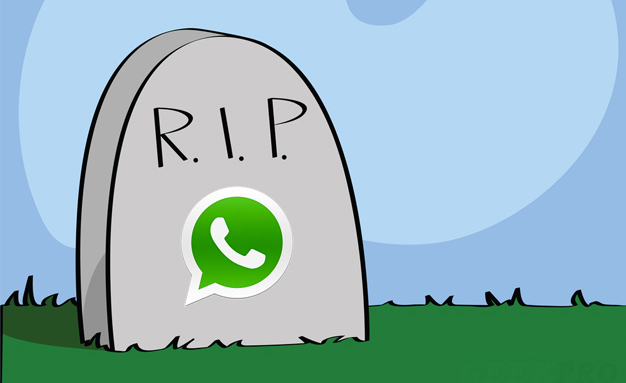 Tiongkok Memblokir WhatsApp