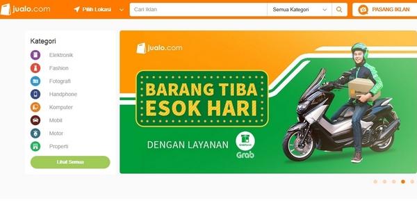 Situs Marketplace Jualo.com