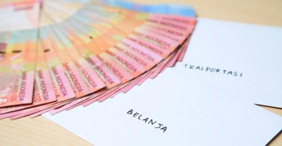 Mengatur Keuangan Sistem Amplop