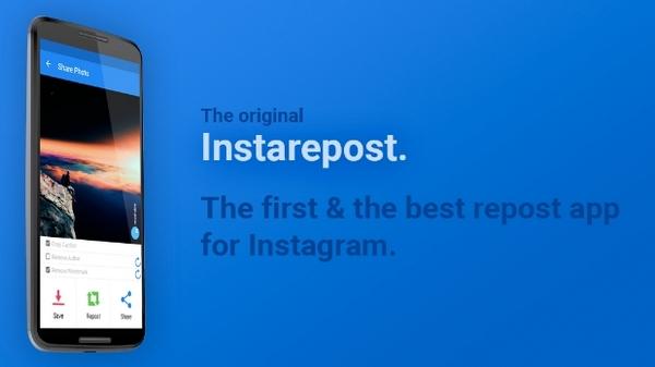 Aplikasi InstaRepost