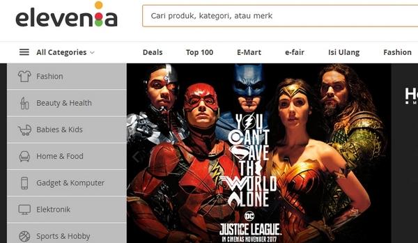 E-Commerce Terbaik di Indonesia