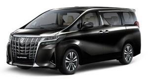 Review Mobil Mewah Toyota Alphard