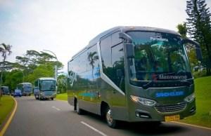 Cara Memilih Bus Pariwisata
