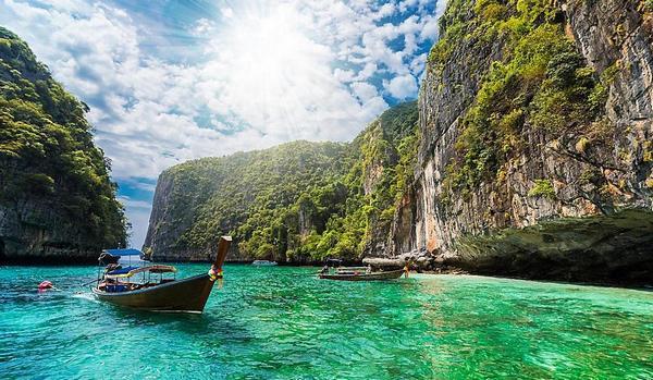 Phuket tempat wisata di Thailand
