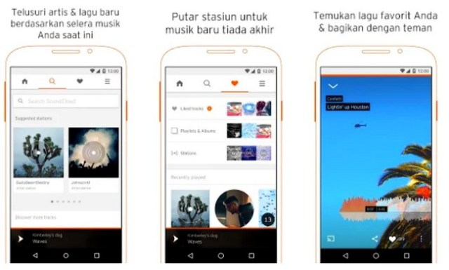 Aplikasi download lagu dan video