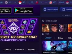 Cara Membeli Diamond Mobile Legends