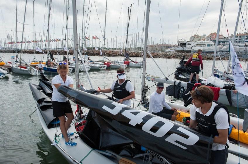 PB Sailing Team