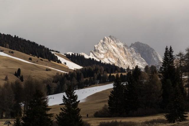 Verso la Val Gardena