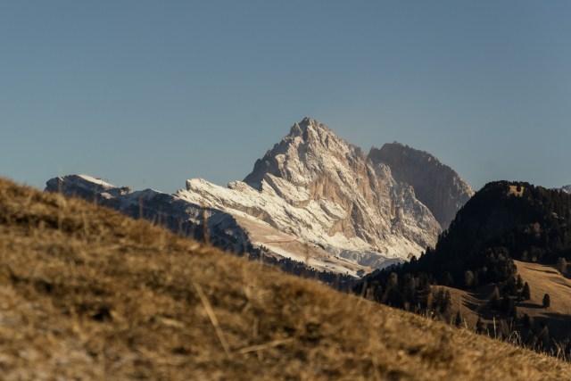 Verso la Val Badia