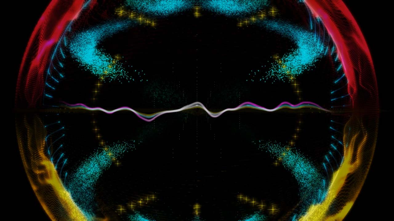 Max Palmer Psychedelic Visualisations 06