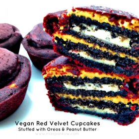 Vegan Red Velvet Cupcakes Thumbnail