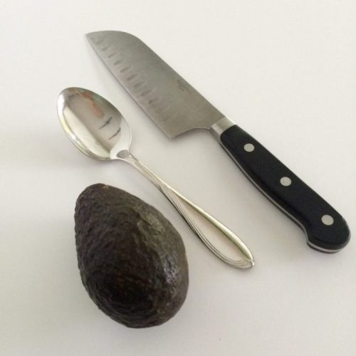 How To Cut An Avocado 2