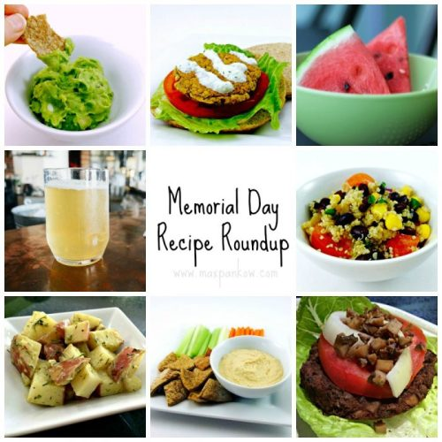 Memorial Day Recipe Roundup