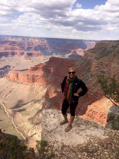 grand canyon rim trail 2