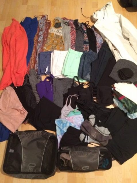 packing-clothes