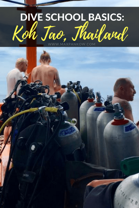 Known for beaches, bar crawls, and beautiful fish in the sea, Koh Tao is one of my favorite Thai islands. It's also one of the cheapest places in the WORLD to get scuba certified. Find out all the details here. #kohtao #thailand #thaiislands #ssi #padi #scuba