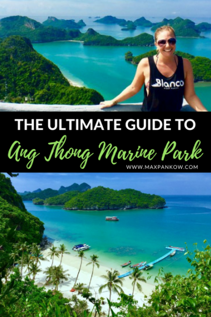 The ultimate guide to Ang Thong Marine Park - Max Pankow Adventures