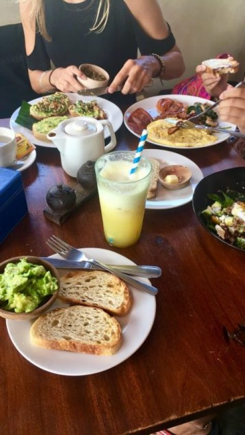 Brunch at Canteen
