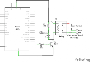 Arduino Relay Tutorial 5v Relay Arduino Interfacing