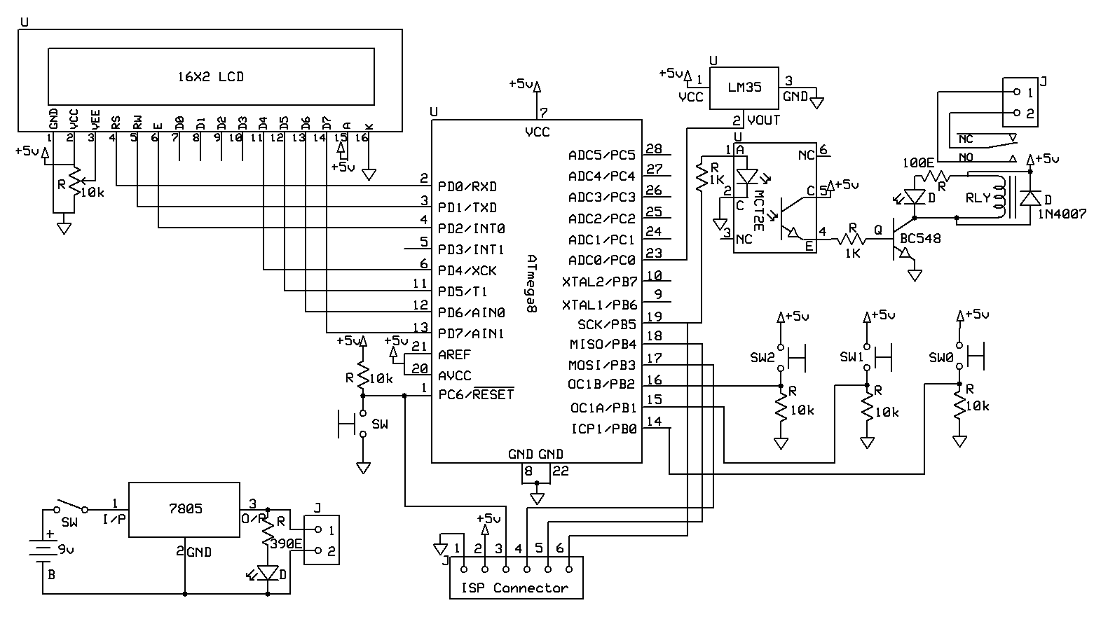 Wrg Adjustable Temp Control Relay Wiring Diagrams