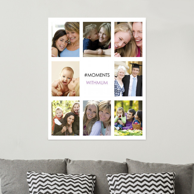 mother s day collage poster